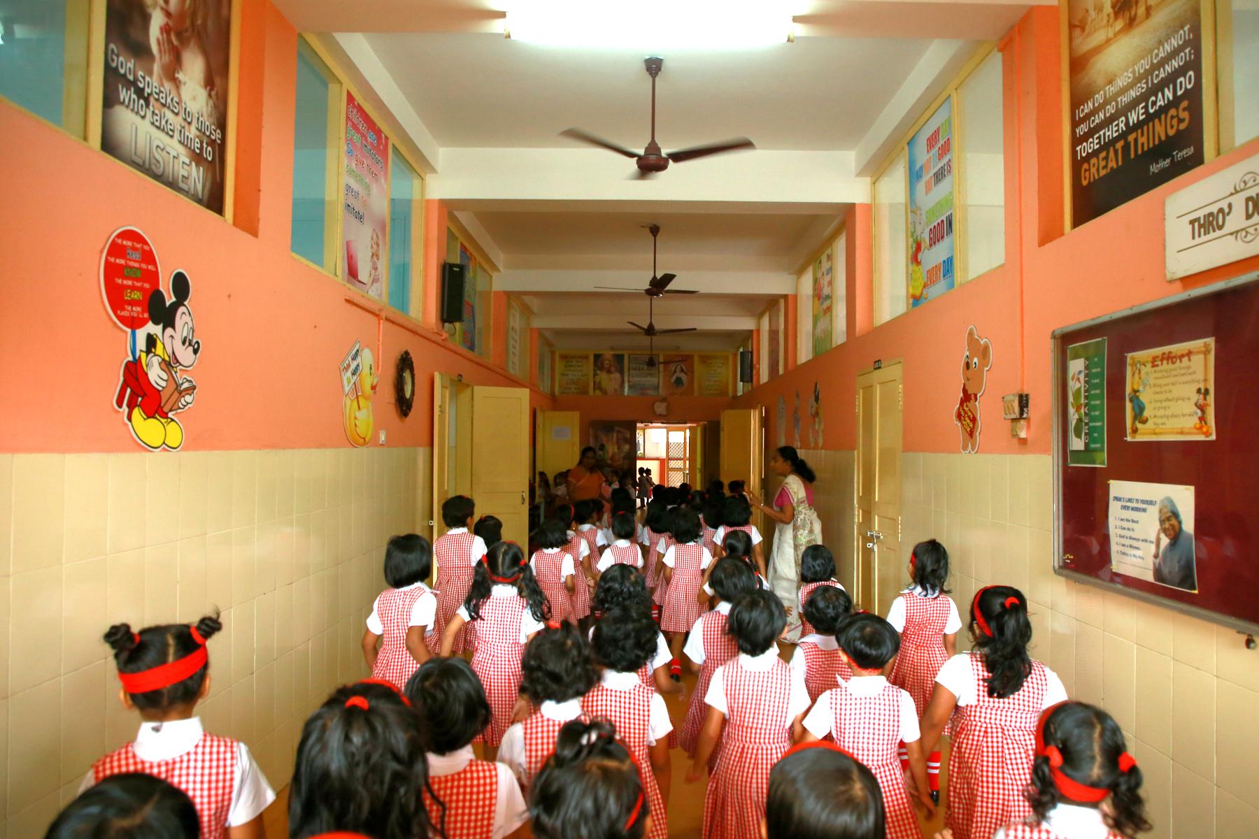 St Joseph S Nursery School Calicut 1862